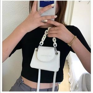 Youth Ladies Simple Cross Body Bags 🧚♀️👛 Mini